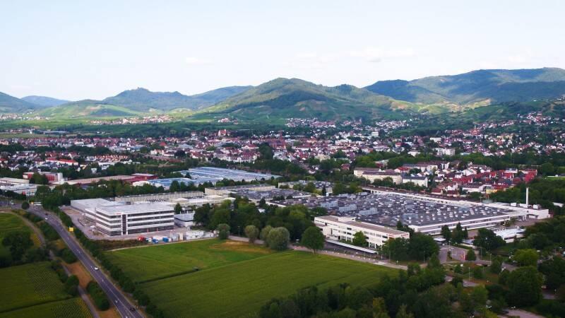 Buhlertal Buhl Bosch In Deutschland